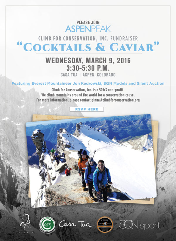 Aspen Peak Cocktail Event