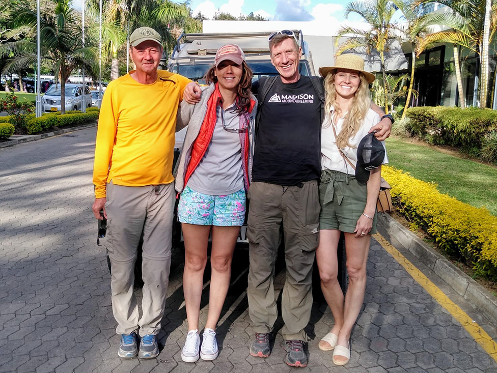 Mount Kilimanjaro Hike & Safari 2019