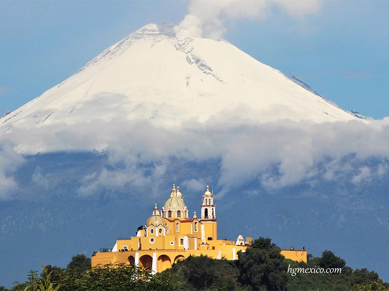 Pico de Orizaba Mexico